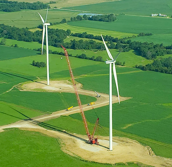 Five Key Trends Shaping Wind Energy in the U.S.
