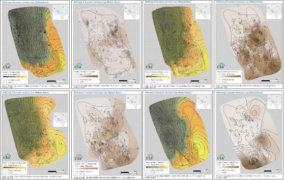 Wolfcamp maps